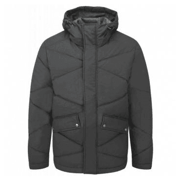 Mens Fleck Down Quilted Jacket