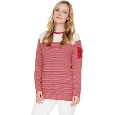 Womens Ailsa Crew Neck Sweater