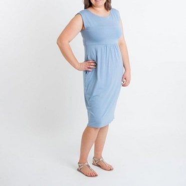 Womens Obelone Tulip Dress