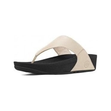 FitFlop Lulu Antique White