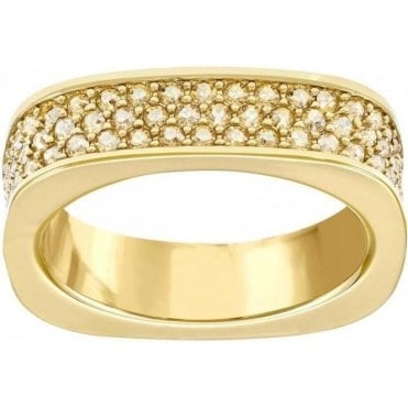 Gold Vio Ring, size 55