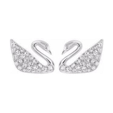 Swan Pierced Earrings 1116357