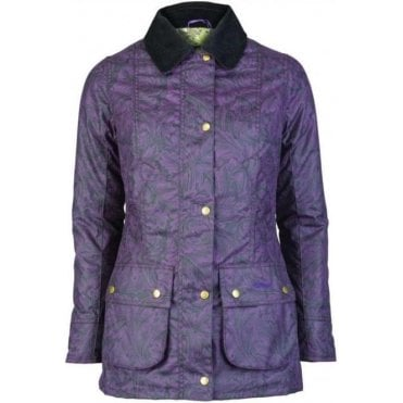 Ruskin Printed Wax Jacket