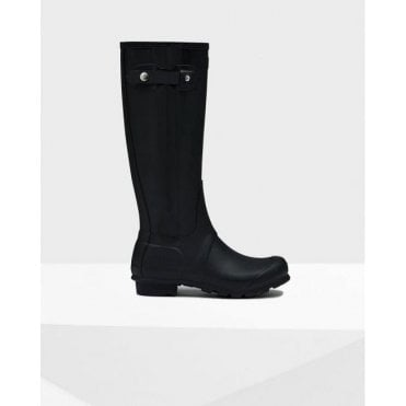 Original Slim Zip Wellington Boots