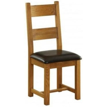 Pembroke Dining Chair with Padded Seat