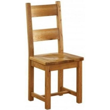 Pembroke Horizontal Slats Dining Chair