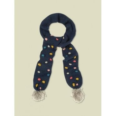 Betty Bobble Scarf