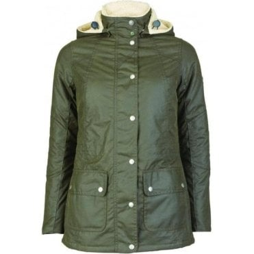 Barbour Apsley Wax Jacket