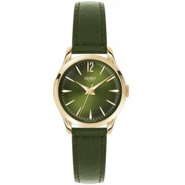Ladies Chiswick Stainless Steel Analogue Wrist Watch