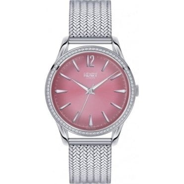 Ladies Hammersmith Stainless Steel Analogue Bracelet Watch