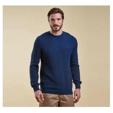 Mens Shellback Crew Neck Sweater MKN0897NY91