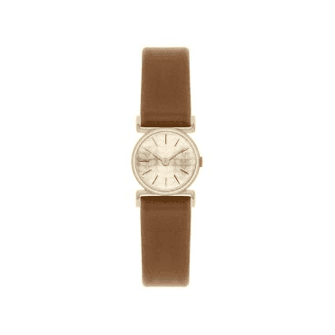 Womens Cecelia Tan Watch