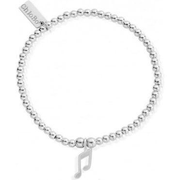 Cute Charm Music Note Bracelet SBCC919