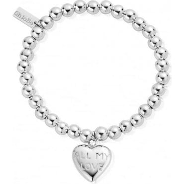 Iconic Small Ball All My Love Bracelet SBA1
