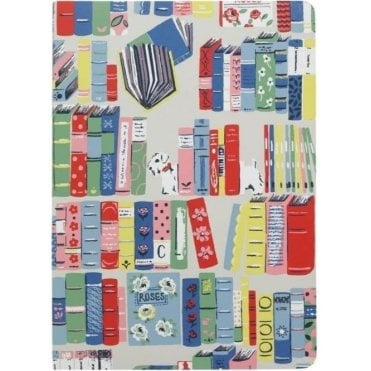 Soft Cover Notebook Story Books Navy 614665
