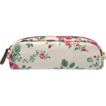 Large Pencil Case Thorp Flowers Cream 614801
