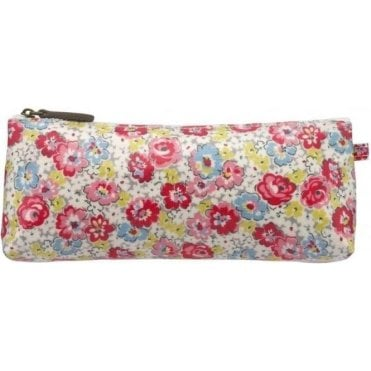 Eb Style Pencil Case Orchard Ditsy Blue 615013