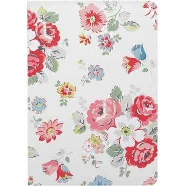 Soft Cover Notebook Aw16 Forest Bunch White 615099