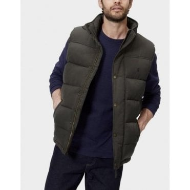 Trail Barrell Quilted Gilet