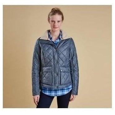 Cushat Quilted Jacket LQU0742