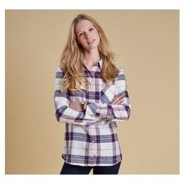 Brae Check Shirt LSH0946