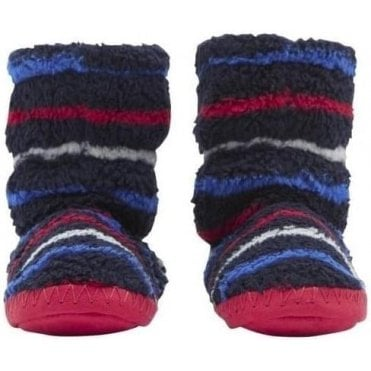 Junior Pad About Fluffy Slipper Sock