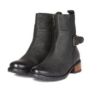 Black Lambeth Boots LFO0197BK31