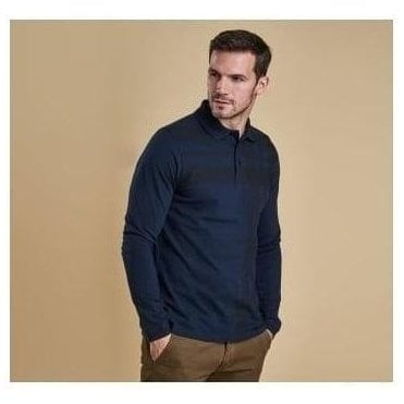 Bratton Long Sleeved Polo MML0702NY91