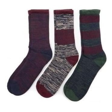 Kendal Socks Gift Box Set MAC0159MI71