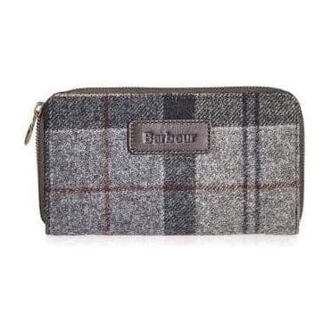 Wool Tartan Purse LAC0054TN75