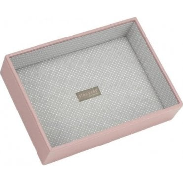 Soft Pink Classic Open Stacker 70089