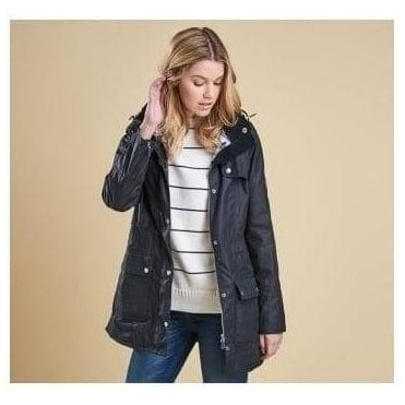 Barnacle Wax Jacket LWX0680NY92