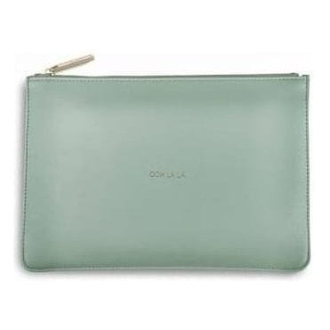 Ooh La La Perfect Pouch in Mint
