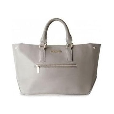 Adalie Day Bag in Khaki Grey