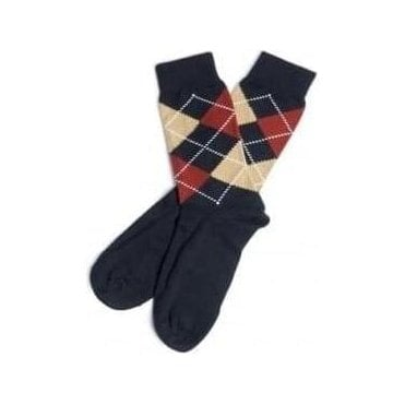 Cotton Argyle Socks