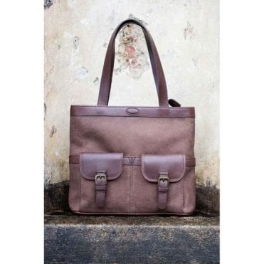 Raheen Tote-Style Shoulder Bag