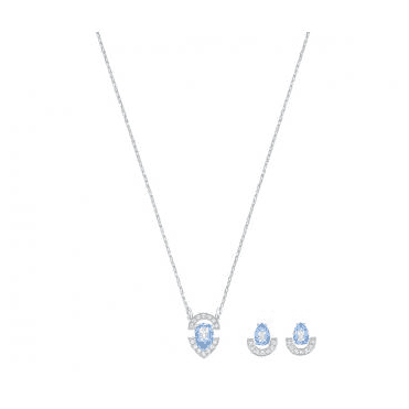 Gallery Blue Pear Set