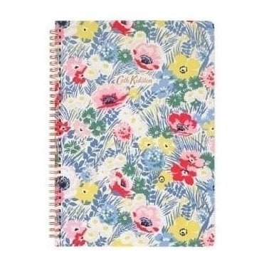 Winfield Flowers A4 Ringbound Notebook 663304