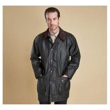 Border Wax Jacket MWX0008SG91