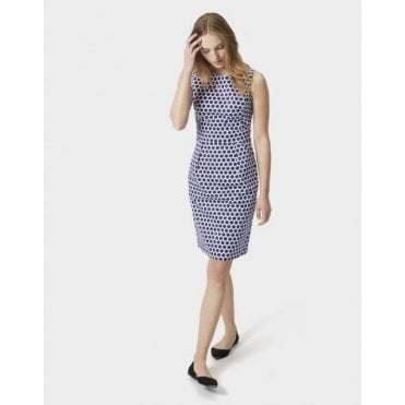 Laura Sleeveless Shift Dress