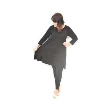Gerda ¾ Sleeved A-Shaped Tunic