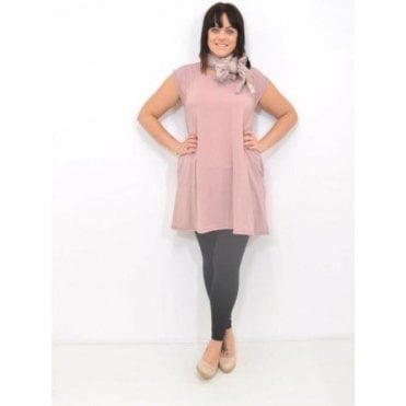 Hanna A-Shaped Sleeveless Tunic