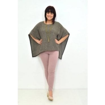 Efa Oversized Top