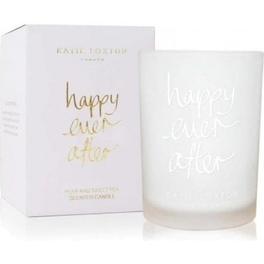 Happy Ever After Pear And Sweet Pea Candle
