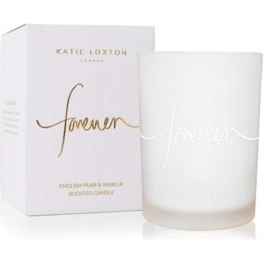 Forever English Pear And Vanilla Candle
