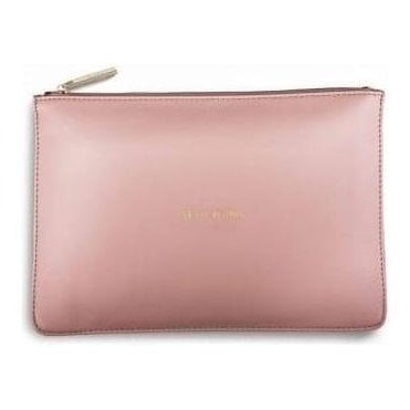 Pretty In Pink Perfect Pouch in Perfect Pink