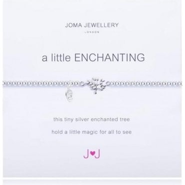 A Little Enchanting - Silver Bracelet