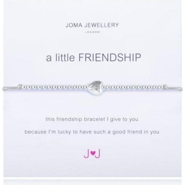 A Little Friendship(Grey) - Bracelet