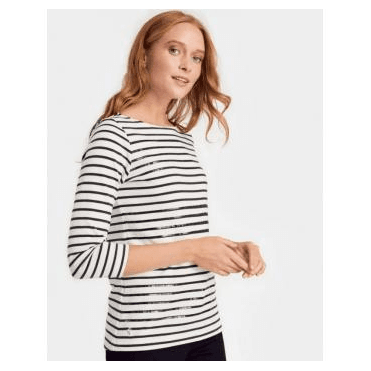 Harbourluxe Luxe Jersey Top