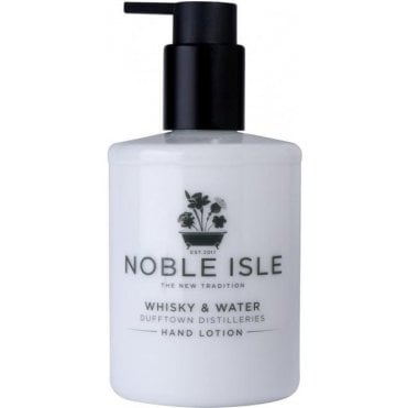 Whisky & Water Hand Lotion 250ml
